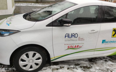 E-Carsharing Projekt MühlFerdl!