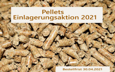 Pelletseinlagerungsaktion 2021